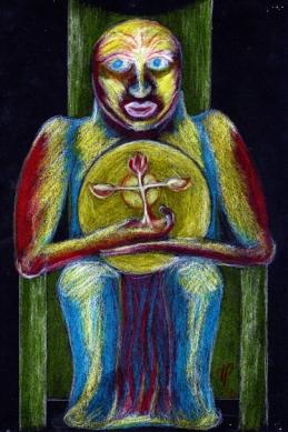 Wenn das Bewusstsein von den Wachstumsprossen des Lebens durchdrungen ist und sich das EGO nicht mehr die Kontrolle übernimmt.