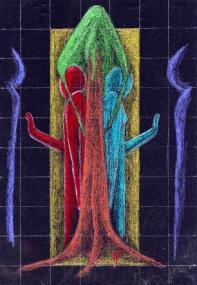 wenn die Grundlage der Beziehung ein gemeinsames Wachstum ist, dann können sich beide nach außen wehren