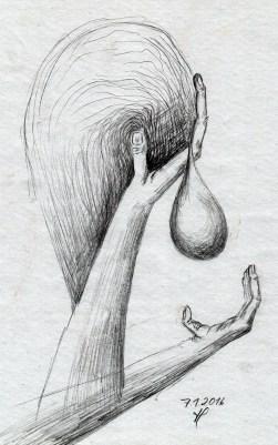 was ist wenn er weint - nur weil sie will, das er traurig ist?